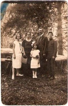 GIngold family from Chernovich - they did not survive the Holocaust
