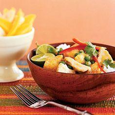 Thai Curry Turkey