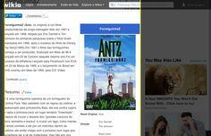 FormiguinhaZ - Wiki DreamWorks Animation - Wikia http://pt-br.dreamworksanimation.wikia.com/wiki/FormiguinhaZ Desenho Animado com suas mensagens.