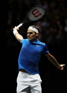 Greatest of all time Roger Federer peRFection
