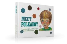 """""""Meet Polkadot"""" a kids book about a non-binary trans kid. Just ordered a copy... looking forward to reading it to my kid!"""