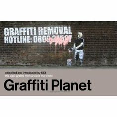 Graffiti Planet: The Best Graffiti from Around the World [Hardcover]