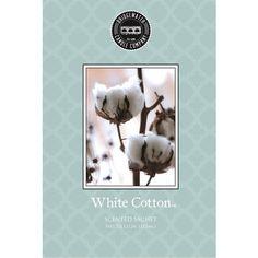 Bridgewater Candle Geurzakje White Cotton