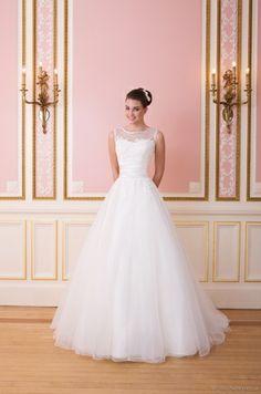 Intuzuri Costura lace wedding dress