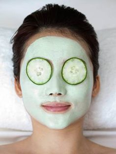 All 2 Women: 7 FACE MASKS THAT ONLY NEED ONE INGREDIENT