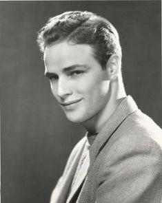 Marlon Brando, 1948.
