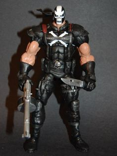 Crossbones (Marvel Legends) Custom Action Figure by TNT CUSTOMZ Base figure: Wrecking Crew