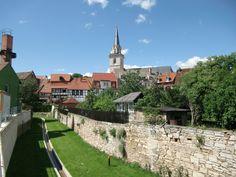 Bad Langensalza Bad Langensalza, Wanderlust, Germany, Old Town, Road Trip Destinations, Deutsch