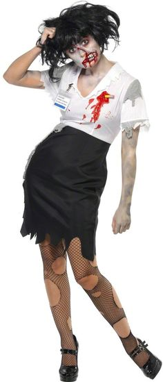 Worked to Death Zombie Costume - Halloween Costumes at Escapade™ UK - Escapade Fancy Dress on Twitter: @Escapade_UK