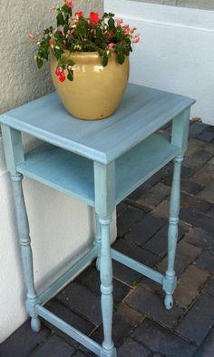 Seaspray Telephone Table