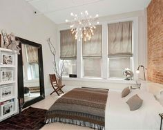 Modern Bedroom New York Apartment Interior Design Design, Pictures, Remodel, Decor and Ideas - page 2