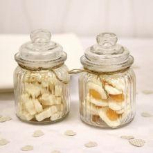 Vintage Glass Storage Jar
