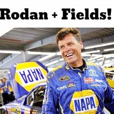 Men are joining our business as well! Michael Waltrip is now an independent consultant for Rodan and Fields!! You or someone you know is interested in being an independent consultant for the fastest-growing skincare line in the US, please contact me! We're launching in Australia next!! https://laurakln.myrandf.biz/