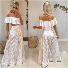 16 New Ideas for fashion african pants outfits Diy Fashion, Trendy Fashion, Ideias Fashion, Fashion Dresses, Fashion Looks, Fashion Design, Long Summer Dresses, Summer Outfits, Dress Long