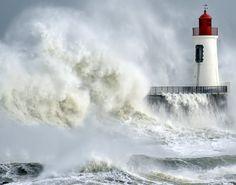 Fúria do mar
