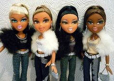 Bratz Forever Diamondz, loved collecting these dolls. I am keeping them for my daughters..when I have some  in the future :-)