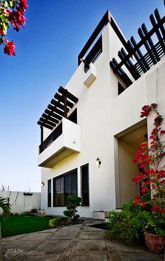 Exterior, Karachi Homes, Pakistan