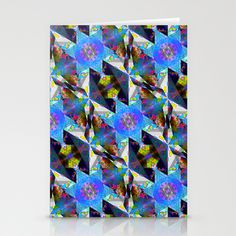 Honeycomb1 C Stationery Cards by K Shayne Jacobson - $12.00