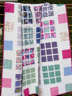 Quilt Pattern - Easy
