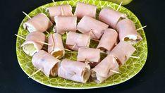 Okamžite zmiznú zo stola: Vyskúšajte plnené šunkové rolky 5-krát inak Asparagus, Potato Salad, Sausage, Brunch, Appetizers, Food And Drink, Potatoes, Snacks, Meat