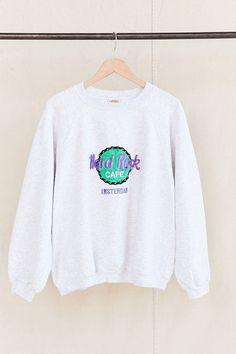 Vintage Hard Rock Cafe Amsterdam Sweatshirt - Urban Outfitters