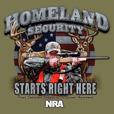 NRA..even if you are not a member, if you own a gun of any kind, they are on your side...j