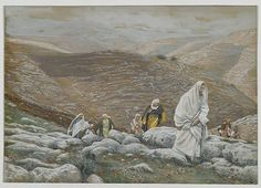 With Passover Approaching, Jesus Goes Up to Jerusalem John 2:12-13