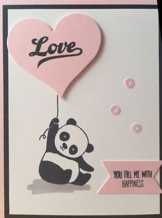 I Love You! by loca4stamps2 - at Splitcoaststampers
