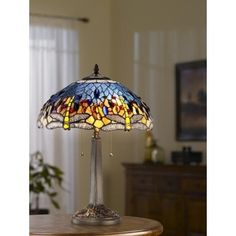Tiffany Style Blue Green Dragonfly Bronze Stained Glass Table Lamp Twin Pull http://www.ebay.com/itm/Tiffany-Style-Blue-Green-Dragonfly-Bronze-Stained-Glass-Table-Lamp-Twin-Pull-/261165547656?pt=Lamps_US=item3cceae0088