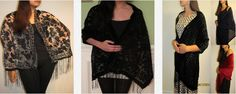 Qualities to Look in Evening ‪#‎Shawls‬ and Evening ‪#‎Wraps‬ for ‪#‎Women‬  Extra 10% today - Code : YES10