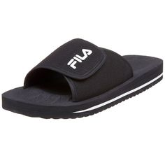 1e2253994fd7 Men s Black   White Izod Flip Flops Sandals Shoes Men Size Med (9-10 ...