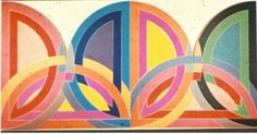 Frank Stella | abstraction 60s