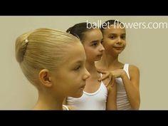 Vaganova Ballet Academy. Classical dance. Girls, 1st class. 2012. - YouTube