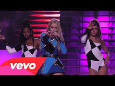 #NowWatching ♪Iggy Azalea OFFICIAL VIDEOS Iggy Azalea - Black Widow (Vevo Certified SuperFanFest) presented by Hon...