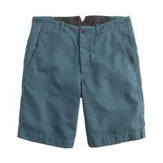 Wallace & Barnes fishtail short