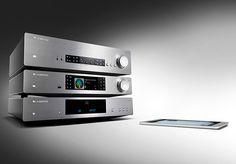 Cambridge Audio CXC : Lecteur audio CD à mécanisme Servo Audio Design, Sound Design, Hifi Audio, Audio Speakers, Cambridge Audio, Ultra Hd 4k, Av Receiver, Home Theater Speakers, Blu Ray