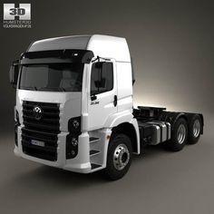model of Volkswagen Constellation Tractor Truck 2011 Big Rig Trucks, Semi Trucks, Customised Trucks, Car Seat Organizer, Motor Car, Auto Motor, Volkswagen Models, Cab Over, Vw Cars