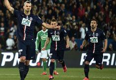 PSG in finala Cupei Frantei dupa cu St Etienne. St Etienne, Paris Saint, Saint Germain, Finals, Barcelona, Saints, Soccer, News, Places