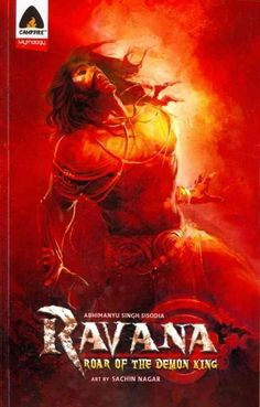 Ravana: Roar Of The Demon King: A Graphic Novel (Campfire Graphic Novels) - Paperback - (November Shiva Wallpaper, Photo Wallpaper, King Ravana, Shiva Parvati Images, God Tattoos, Full Hd Pictures, Space Artwork, Lord Shiva Painting, Legends And Myths