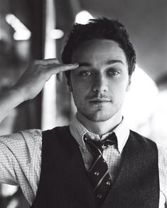 James McAvoy...you really must stop being so attractive... but don't...cause that'd be sad.