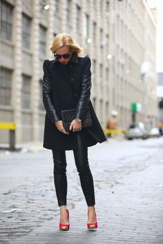 24 The Best Winter Street Style ‹ ALL FOR FASHION DESIGN