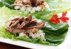 Crock Pot Kalua Pork | Skinnytaste Week 3