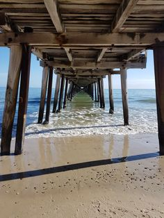 Henley beach south Australia #AustraliaTravelAlone