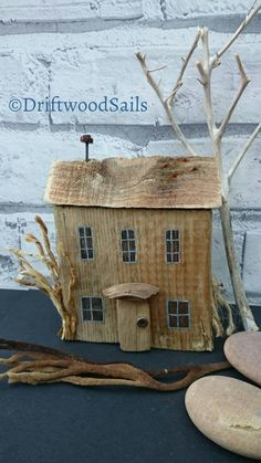 Check out this item in my Etsy shop https://www.etsy.com/uk/listing/495810545/handcrafted-salvaged-wood-house-rustic