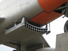File:North American F-86D Sabre Dog rocket tray.jpg