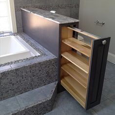 BlogsAndLala: Home Build - clever ideas for incorporating more storage