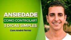 ANSIEDADE: COMO CONTROLAR DE FORMA 100% NATURAL E Book, Youtube, Natural, Beauty, Stress, Doterra Essential Oils, Herbs, Shape, Aromatherapy