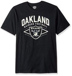 69f39646a Amazon.com   NFL Men s OTS Rival Distressed Tee   Sports   Outdoors