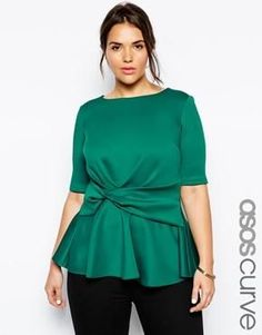Shop for women's plus size clothing with ASOS. Discover plus size fashion and shop ASOS Curve for the latest styles for curvy women. Plus Size Fashion For Women, Plus Size Womens Clothing, Plus Fashion, Womens Fashion, Size Clothing, Cheap Fashion, Clothing Ideas, Fashion Trends, Look Plus Size