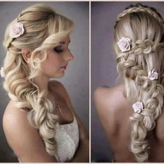 Admirable 1000 Images About Quinceanera Hairstyle On Pinterest Hairstyles For Men Maxibearus